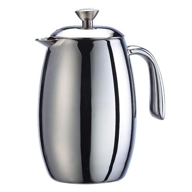 Tiamo dubbelwandige French Press 800 ml