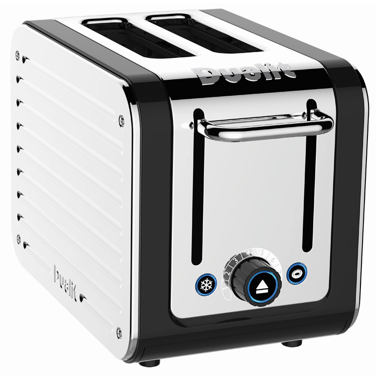 Dualit Architect Toaster 2 slots RVS
